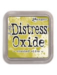 (LATE JULY PRE-ORDER) Ranger Tim Holtz Distress Oxide Pad - Crushed Olive