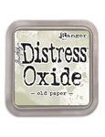 (LATE JULY PRE-ORDER) Ranger Tim Holtz Distress Oxide Pad - Old Paper
