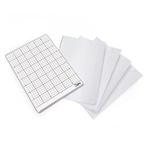 "(LATE OCTOBER PRE-ORDER) Sizzix Accessory - Sticky Grid, 6"" x 8 1/2"", 5PK"