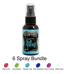Dyan Reaveley's Dylusions Ink Spray - Set of 6