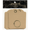 Graphic 45 - Artist Trading Tags - Kraft