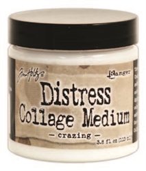 Ranger Tim Holtz Distress Collage Medium Crazing TDA47957