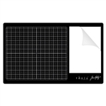 (LATE MARCH PRE-ORDER/High Demand May be Delayed) Tim Holtz Glass Media Mat