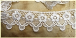 Venise Lace Trim -  1.5 Inches