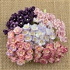 Miniature Mixed Purple/Lilac Sweetheart Blossom Flowers SAA-443