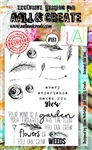 AALL & Create A5 Stamp Set - Bouquet Add Ons #181