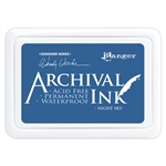 Ranger Wendy Vecchi Make Art Archival Ink Pad - Night Sky AID74007