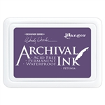 Ranger Wendy Vecchi Make Art Archival Ink Pad - Petunia AID74021
