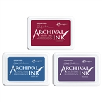 Ranger Wendy Vecchi Make Art Archival Ink Pad Bundle March 2021