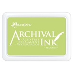 Ranger Archival #0 Ink Pad Sea Grass AIP70801