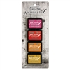 Ranger Tim Holtz Distress Archival Mini Ink Pad Kit #1