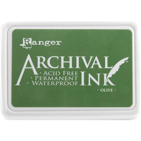 Bildergebnis für archival ink olive