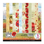 Ciao Bella - Under The Tuscan Sun 6x6 Paper Pad CBQ032
