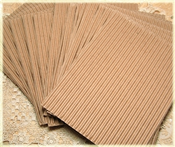 Corrugated Cardboard (15 sheets)