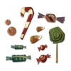 Sizzix Tim Holtz Thinlits Die Set - Sweet Treats 664204