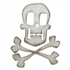 Sizzix Chapter 3 Bigz Die - Skull & Crossbones 664215 by Tim Holtz