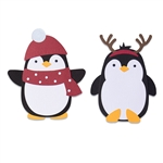 Sizzix Chapter 4 Bigz Die - Penguin Friends by Olivia Rose 664499