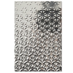 Sizzix Chapter 3 Georgie Evans 3D Textured Impressions Embossing Folder - Star Fall 664508