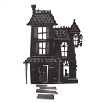 Sizzix Chapter 3 Tim Holtz Thinlits Dies - Haunted 664735