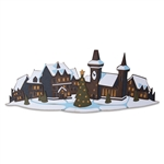 Sizzix Chapter 3 Tim Holtz Thinlits Dies - Holiday Village Colorize 664737