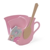 Sizzix Chapter 3 Eileen Hull Bigz L Die - 3D Teacup & Spoon 664797
