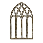 Sizzix Chapter 4 Tim Holtz Bigz Die - Cathedral Window 664974