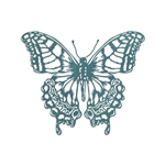 Sizzix Chapter 1 Tim Holtz Thinlits Die Set - Perspective Butterfly 665201