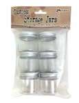 Tim Holtz Distress Storage Jars 6 Pack