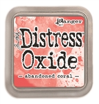 Ranger Tim Holtz Distress Oxide Pad - Abandoned Coral