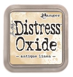 Ranger Tim Holtz Distress Oxide Pad -  Antique Linen