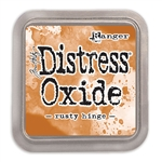 Ranger Tim Holtz Distress Oxide Pad - Rusty Hinge