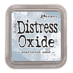 Ranger Tim Holtz Distress Oxide Pad - Weathered Wood