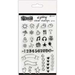 Dyalog Clear Stamps - The Full Package