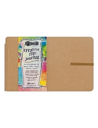 Dylusions Creative Flip Journal, Small