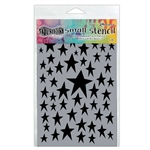 Ranger Dylusions Stencil, Small - Star Struck DYS63698