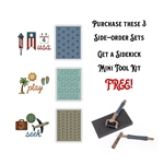 Special Bundle Offer - 3 Side-Orders with FREE Mini Tool Kit