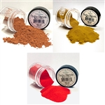 Emerald Creek Gwen Lafleur Boho Blends Embossing Powder - Spice Market Kit - 3 Colors