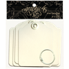 Graphic 45 - Artist Trading Tags - Ivory