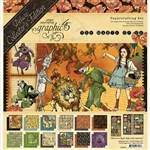 Graphic 45 - Magic of Oz Deluxe Collector's Edition