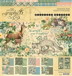 Graphic 45 Woodland Friends - 12x12 Collection 4502135