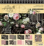 Graphic 45 Elegance - 12x12 Collection 4502195