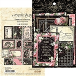 Graphic 45 Elegance Journaling Cards 4502199