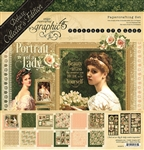 Graphic 45 Portrait of a Lady Deluxe Collector's Edition 4502273