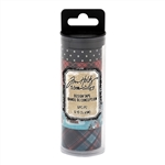 Tim Holtz Idea-ology Design Tape, Christmas