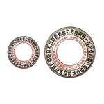 LATE FEBRUARY PRE-ORDER Tim Holtz Idea-ology Date Dials