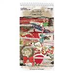 Tim Holtz Idea-ology Sticker Book, Christmas TH93999