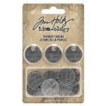 Advantus Tim Holtz Idea-ology Thought Tokens TH94024