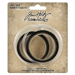 Advantus Tim Holtz Idea-ology Label Tape TH94043