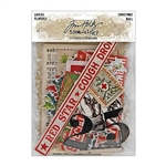 Tim Holtz Idea-ology Layers Christmas TH94092