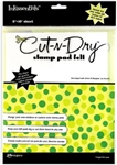 "Ranger Ink - Inkssentials - Cut-N-Dry Stamp Pad Felt - 8x10"" CND14591"